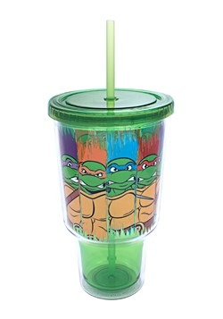 TMNT Group 32oz Plastic Jumbo Cold Cup