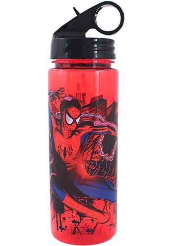 Spider-Man Swinging 20oz Tritan Water Bottle
