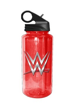 WWE Logo Red 20oz Tritan Water Bottle