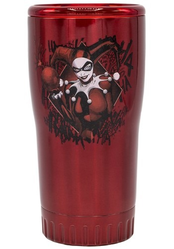 Harley Quinn 20oz Double Walled Stainless Steel Tumbler