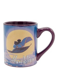 Disney Aladdin 14 oz Ceramic Mug