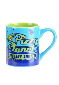 Toy Story Pizza Planet Logo 14oz Ceramic Mug