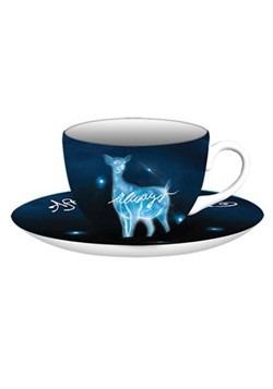Harry Potter Patronus Always Flow Tea Cup Set