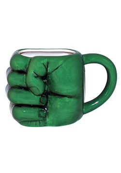 Marvel Hulk Sculpted Hand Mug