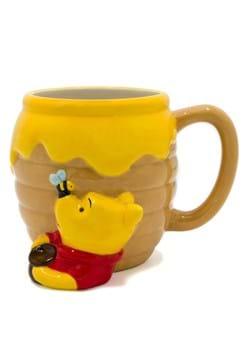 Winnie the Pooh Sculpted Mug
