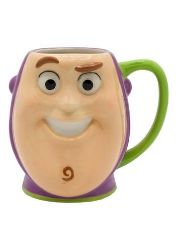 Toy Story Buzz Lightyear Sculpted Mug