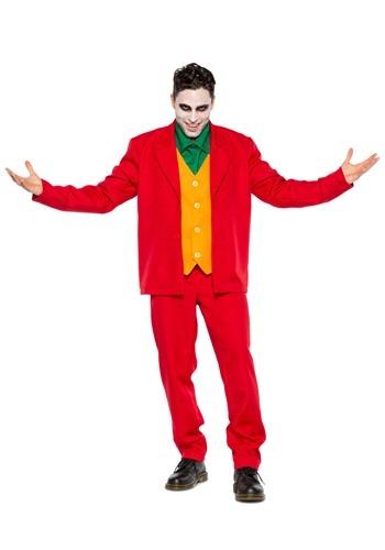 Men's Villain Leisure Suit Costume1