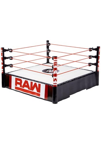 WWE Action Figure Raw Ring