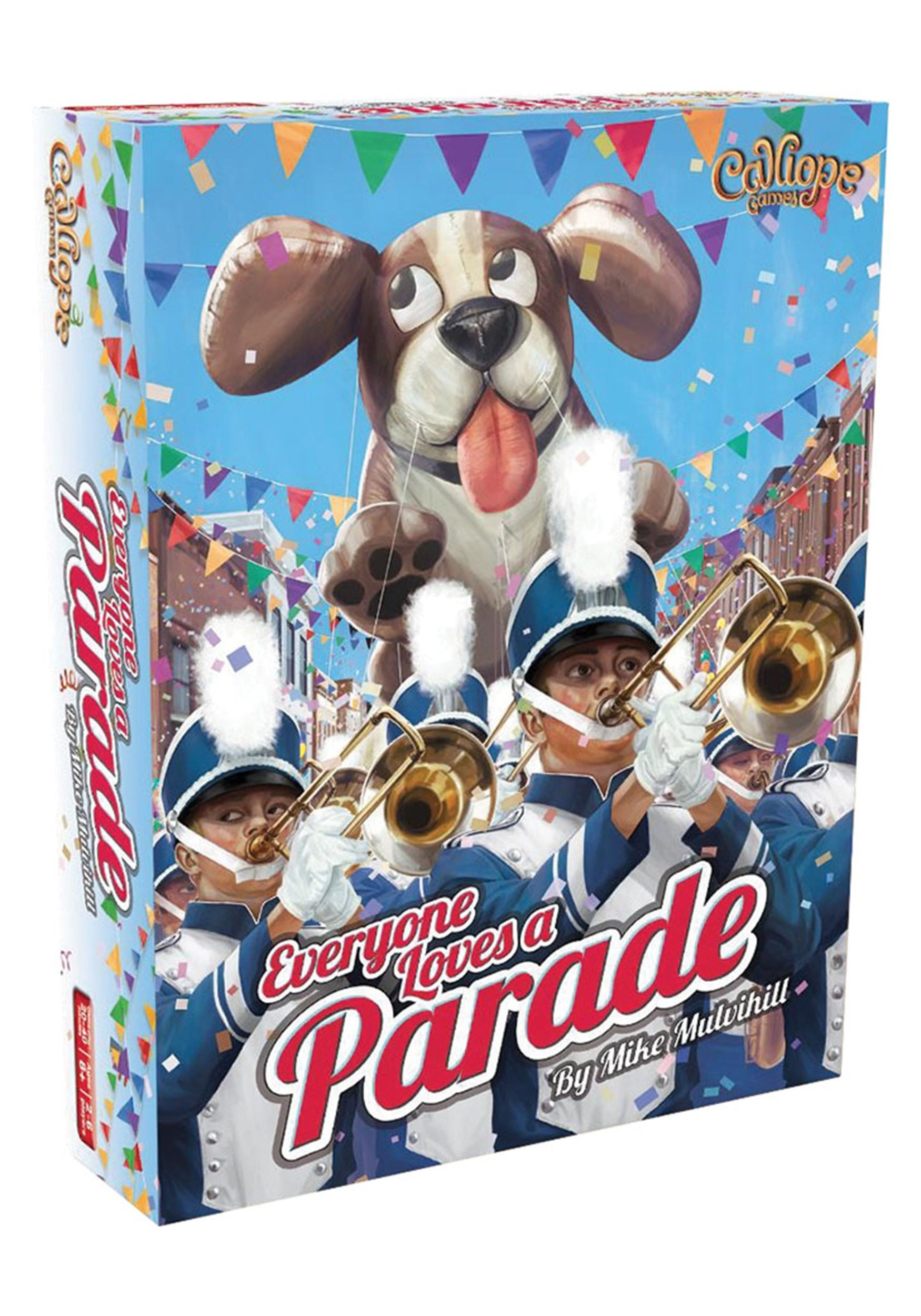 Titan Series: Everyone Loves a Parade Board Game