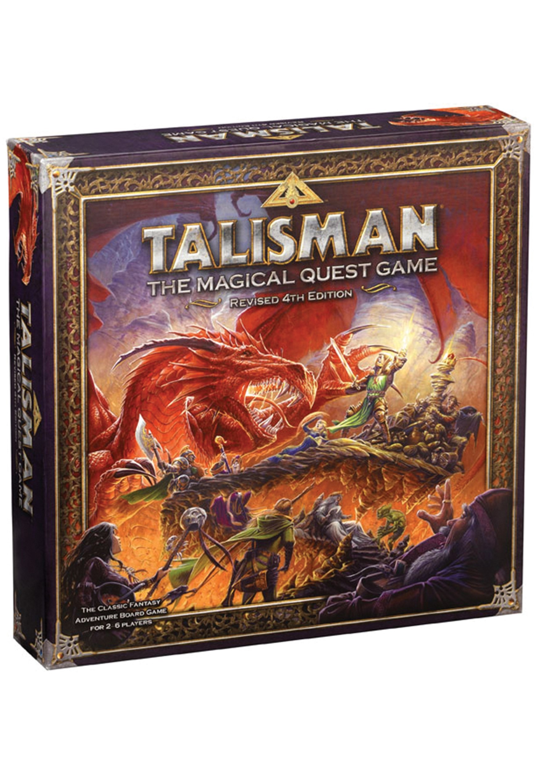 Talisman: Revised 4th Edition Board Game