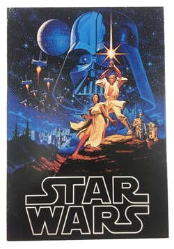 "Star Wars A New Hope 13""x19"" Box Art Wall Decor"