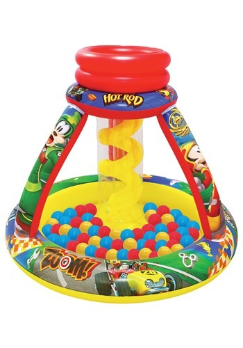 Mickey Mouse Playland with 50 Balls