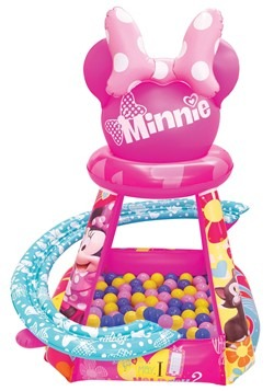 Minnie Mouse Playland w/ 50 Balls