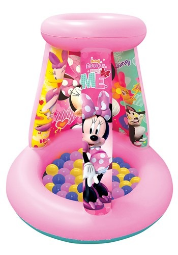 Minnie Mouse Playland w/ 15 Balls