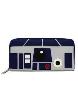 Loungefly R2-D2 Zip Around Wallet