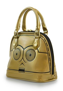 Loungefly C-3PO Mini Dome Bag Purse