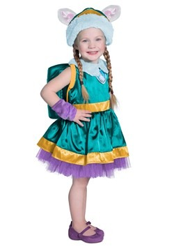 Paw Patrol Everest Child's Deluxe Costume