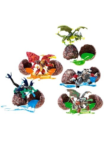 Mega Breakout Beasts Blindbox Buildable Figure