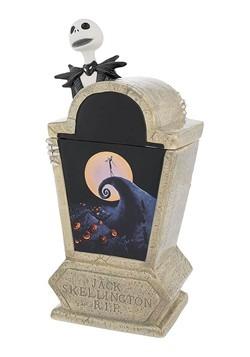 Nightmare Before Christmas Jack Grave Cookie Jar