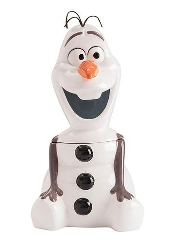 Frozen Olaf Cookie Jar