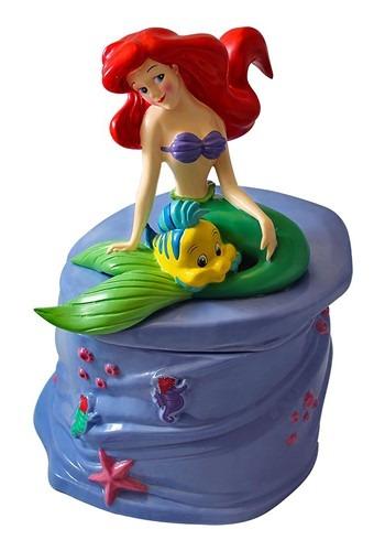 Little Mermaid Cookie Jar