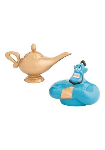 Aladdin Lamp and Genie Salt & Pepper Shakers