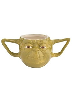 Yoda Sculpted Mug