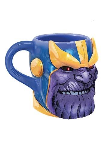 Thanos Face Mug