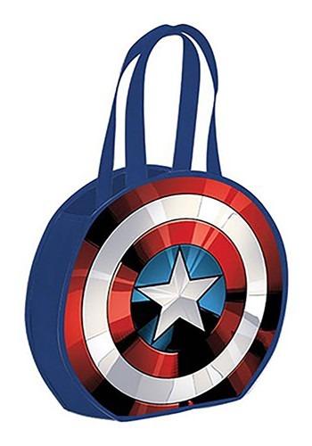 Captain America Shield Shopper Tote