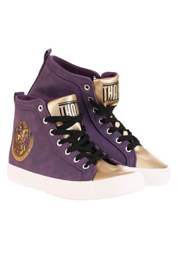 Thanos Mens High-Top Shoes
