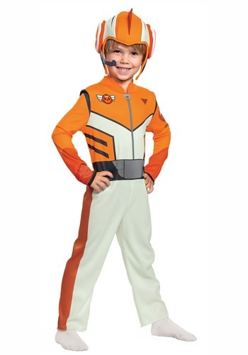 Toddler's Top Wing Swift Classic Costume