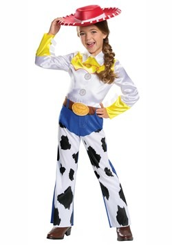 Toy Story Toddler Jessie Classic Costume1
