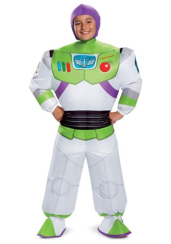 Toy Story Kids Buzz Lightyear Inflatable Costume