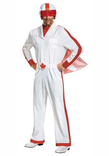 Adult Toy Story Duke Caboom Deluxe Costume