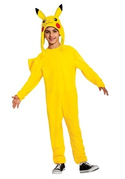 Pokemon Child Pikachu Deluxe Costume