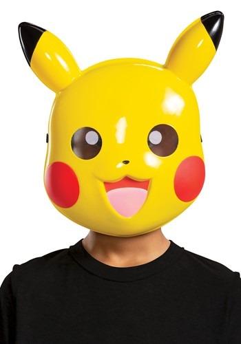 Pokemon: Kids Pikachu Mask