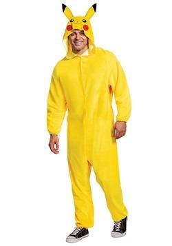 Pokemon: Adult's Classic Pikachu Costume