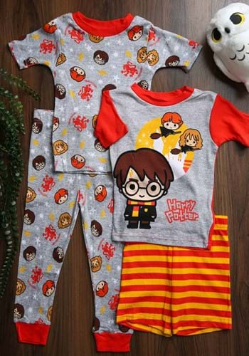 Toddler Harry Potter 2 Pair Sleep Set