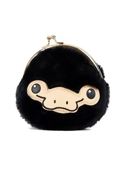 Niffler Furry Kisslock Coin Pouch