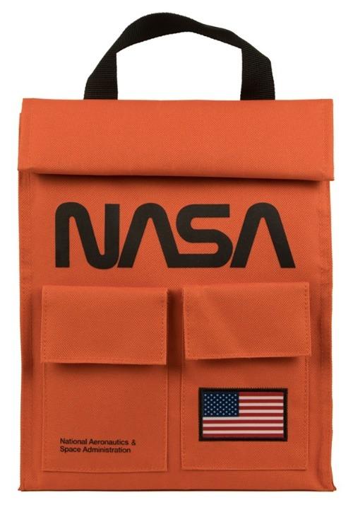 NASA Insulated Lunch Sack