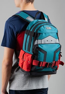 My Hero Academia Deku Suitup Backpack Alt 1