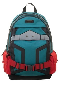 My Hero Academia Deku Suitup Backpack Alt 2