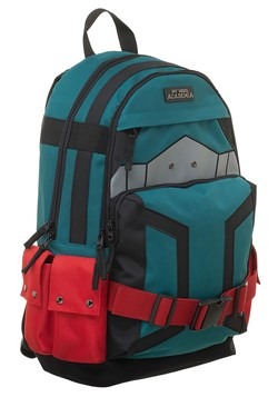 My Hero Academia Deku Suitup Backpack Alt 3