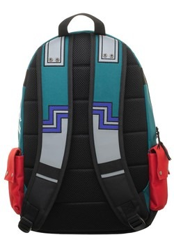 My Hero Academia Deku Suitup Backpack Alt 4