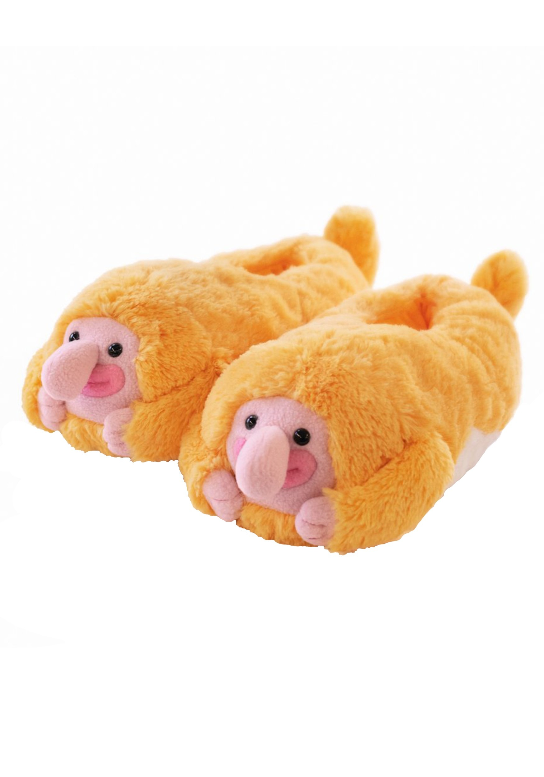 Proboscis Monkey Slippers for Adults