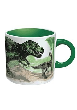 Disappearing Dinosaurs Heat Reveal Mug