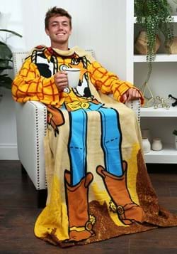 Toy Story Adult Woody Comfy Blanket Throw