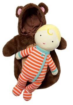 Snuggle Baby Bear Doll