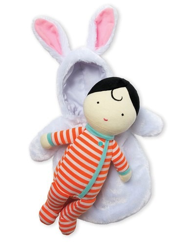 Snuggle Baby Bunny Doll
