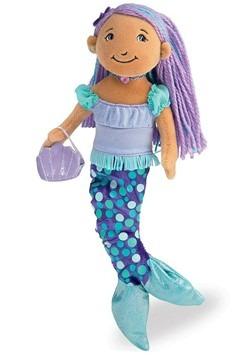 Maddie Mermaid Groovy Girls Soft Doll